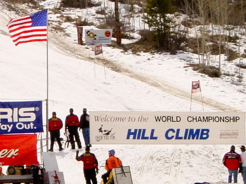 Jackson Hole Hill Climb