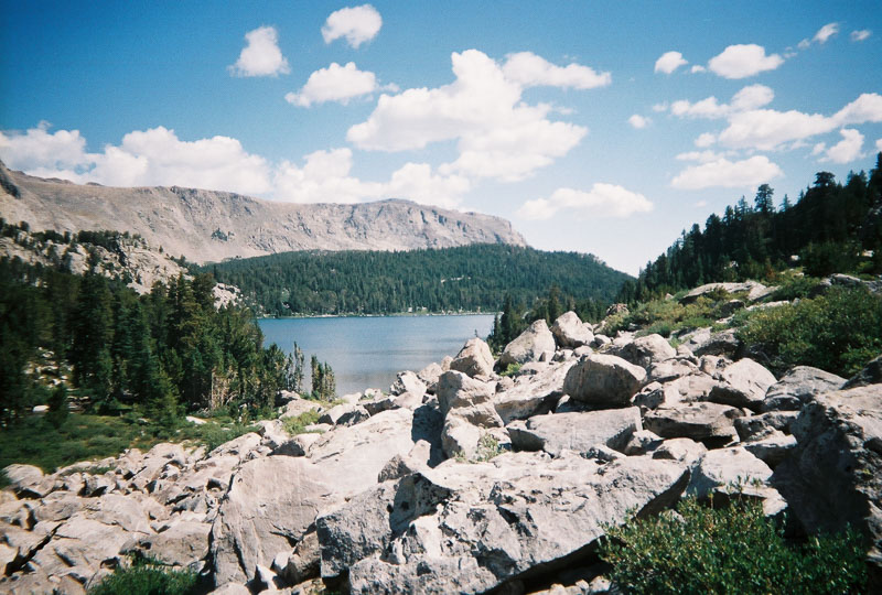Wind River Mountains